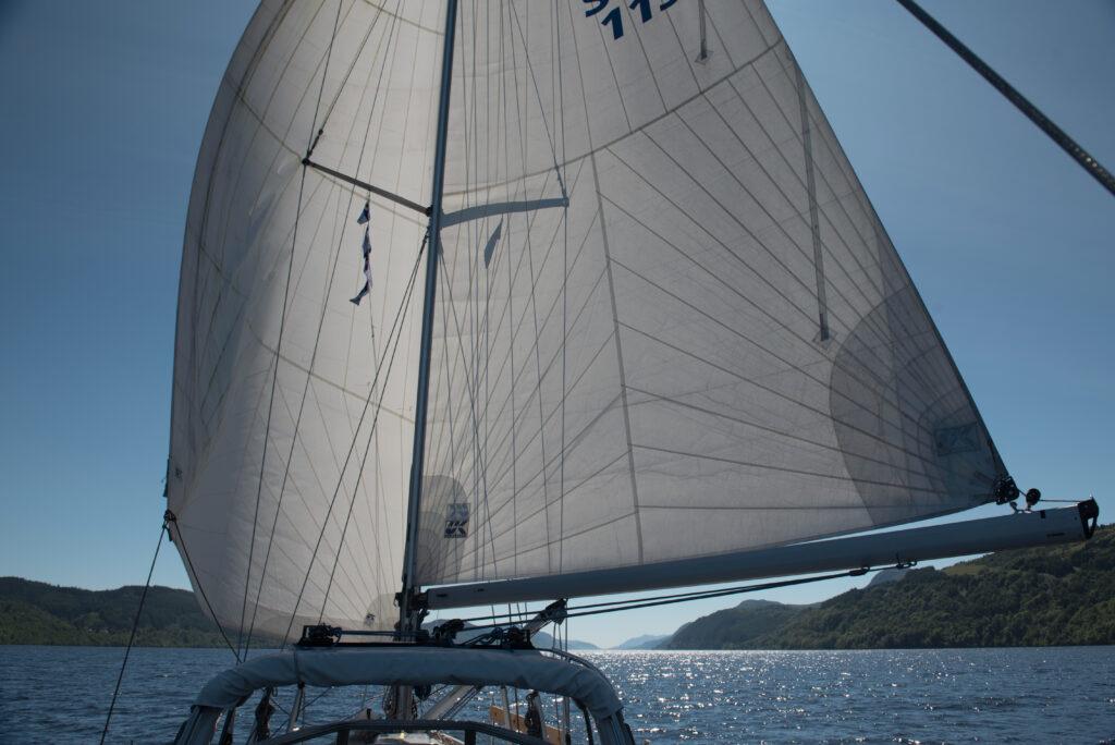 Ydalir on Loch Ness, Scotland July 2019